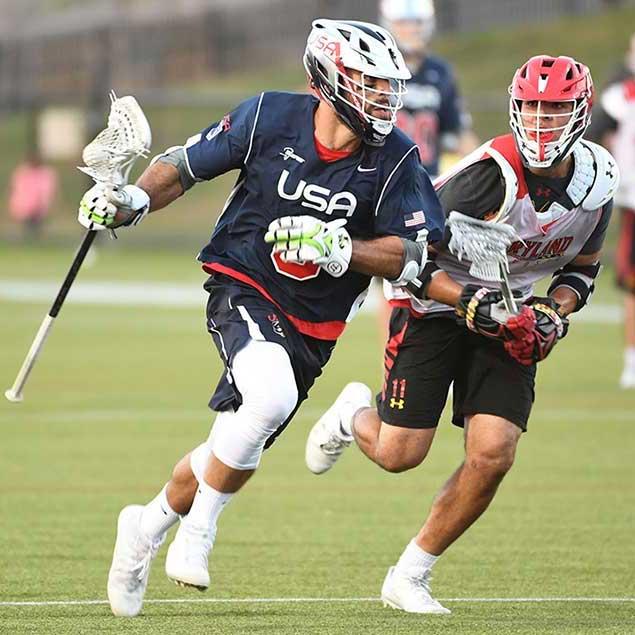 US Lacrosse Team
